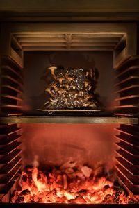 2017 - Bertha Shitake Mushrooms - The Chop Chop Club