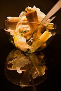 2012 - Crunchy Fierce Salad - Ultraviolet