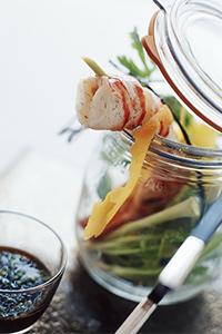 2008 - Jumbo Shrimp in Citrus Jar - Mr&Mrs Bund